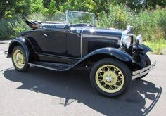 1930 Ford Model A Deluxe Rumble Seat Roadster for sale | Hemmings Motor News