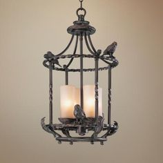 "Song Birds 13"" Wide Pendant Chandelier"