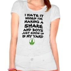 """Making a Shake"" Shirt  Herbalife logos and workout apparel!"