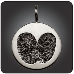 get your fingerprints engraved for mom! We are not sure where you would go to have this done, but it is a very nice keepsake for your Mother. Mothers Day Quotes, Mothers Day Crafts, Happy Mothers Day, Fingerprint Necklace, Fingerprint Art, Thumb Prints, Metal Engraving, Easy Diy Gifts, Mother's Day Diy