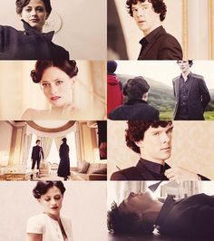 Sherlock & Irene I SHIP IT