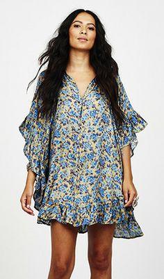 SISTER ray blue rose - Novella Royale - NOVELLA ROYALE ... so WANT this! :D
