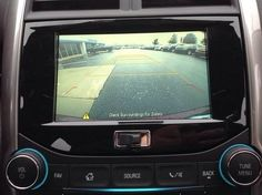 A car is not a car without a backup camera like this 2016 #Chevy Malibu Limited LTZ.