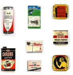Vintage Packaging On Designspiration