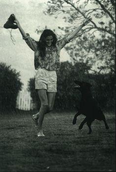 Minnie Cushing. Photo by Michael Butler.