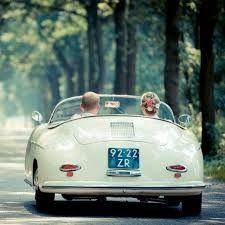 Afbeeldingsresultaat voor versiering bruidsauto