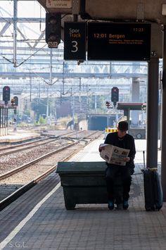 Andén 27: EL TREN DE OSLO A BERGEN. Noruega. Post en blog Anden 27. http://anden-27.blogspot.com.es
