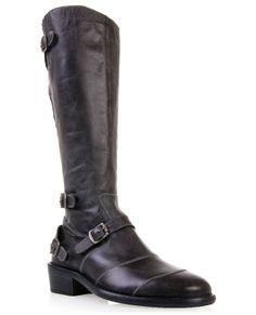 Belstaff LEATHER TRIALMASTER BOOTS as seen on Blake Lively | Star Style Celebrity Fashion