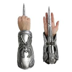 Fancy - Assassin's Creed Armored Vambrace