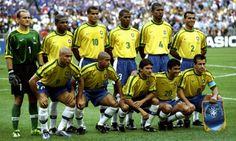 Taffarel, Junior Baiano, Cesar Sampaio, Bebeto... Saiba por onde andam os jogadores que levaram o Brasil ao vice na Copa de 1998 http://r7.com/dQlG