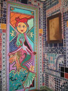 ✮ Mosaic Door