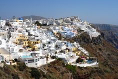Santorini Greece - I love this place, been here twice with my husband.