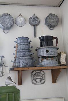 Kitchen by juffrouwjo, via Flickr