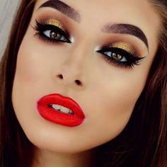 Jessica Rose Silicz @jessicarose_makeup Summer night out ...Instagram photo | Websta (Webstagram)