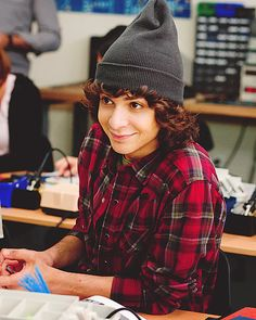 moose from step up movies. Love him !