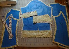 How to Copy a Garment that Fits Perfectly Without Taking it Apart by Mama Reni
