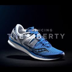 29fc58b4bf83 Experience the ultimate in EVERUN cushioning with the Saucony Liberty ISO