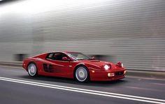 1992 Ferrari Testarossa