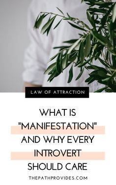 """What Is """"Manifestation"""" And Why Every Introvert Should Care — The Path Provides - manifesting Meditation For Anxiety, Meditation For Beginners, Meditation Quotes, Mindfulness Quotes, Guided Meditation, What Is Manifestation, Manifestation Law Of Attraction, Law Of Attraction Affirmations, Love Affirmations"""