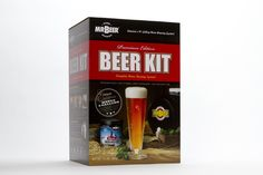 Mr. Beer Premium Edition Home Beer Kit #Ruralkingcontest #Lodgecamping