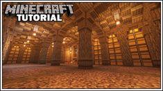 Underground base Minecraft underwater, Minecraft