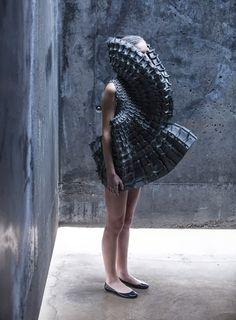 design-dautore.com: Vestiti come cattedrali gotiche