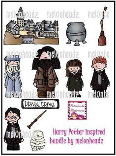 Have!- MelonHeadz: Harry Potter (Part 1)!