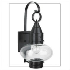 """Norwell Lighting 1512 Classic Onion One Light Outdoor Medium Wall Mount Lantern Finish: Gun Metal, Glass Type: Clear by Norwell Lighting. $176.80. 11.375""""""""W x 18.5""""""""H x 1""""""""Ext x 12.5""""""""D. 1 - 100 watt Incandescent bulbs. Finish: Gun Metal. Norwell Lighting 1512 Features: -One light outdoor medium wall mount lantern. -Classic Onion collection. -Available in Black, Bronze or Gun Metal finish. -Brass construction. -Shade shape: Oval. -Traditional and classic style. -Ligh..."""
