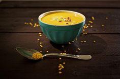 Möhren-Orangen-Linsen-Suppe, Food-Blog, vegan, glutenfrei, Rezept, Stuttgart