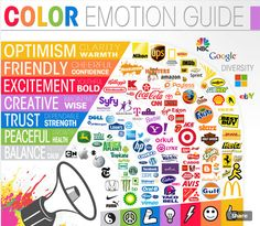 Color Defined Infograph - What color is your Industry? Let us know: info@ekwity.com