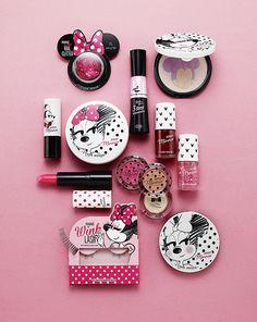 Kawaii Makeup, Cute Makeup, Pretty Makeup, Makeup Set, Makeup Items, Makeup Tools, Mouse Make Up, Mascara, Makeup Package
