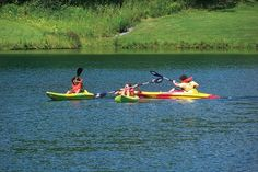 Five Summertime Sports We Love - Hudson Valley Magazine - May 2016 - Poughkeepsie, NY