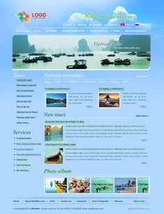 Vietnam Travel Website