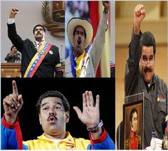 Bongo player and soothsayer, with Nicolas Maduro at the helm as temporary President of Venezuela, what more could the people want?
