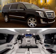 Cadillac Is A division Of American Automobile Manufacturer General Motors. Cadillac was formed from the remnants of the Henry Ford Company. Rolls Royce, Carros Suv, Rental Vans, Jeep, Suv Comparison, Luxury Van, Mercedez Benz, Luxury Office, Ceo Office
