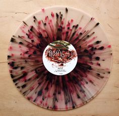 Midnight – Shox Of Violence - Splatter Vinyl - Hells Headbangers - 12 Inch