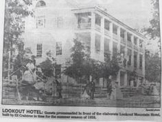 Lookout Mountain Hotel 1857