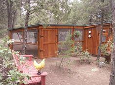 Chicken Coop Inspiration Resource: Backyard Chickens