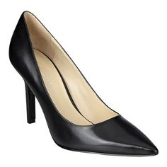The classic must-have pointy toe pump with 3 1/2'' heel. This style is available exclusively @ Nine West Stores & ninewest.com.
