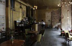 Cafe Luzia , Oranienstrasse 34 , Berlin (Germany)