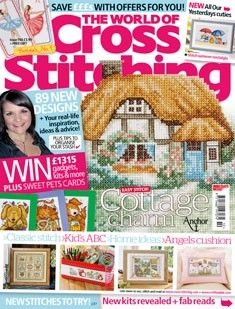 The World of Cross Stitching Issue 194 October 2012 Saved