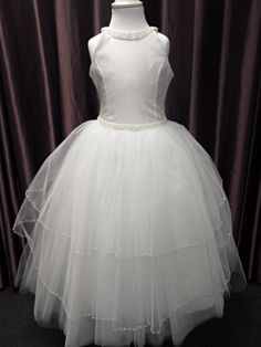 #ChristieHelene #Couture #Athena #Communion #Communiondress