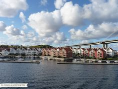 Mirada Fotográfica - Camino al Preikestolen, Noruega - El mundo a nuestros pies - Stavanger desde el ferry