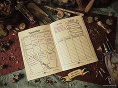 Un mélange entre un bujo minimaliste, un artzine et un carnet de coloriage, ce witchy bullet journal ravira les sorciers et sorcières qui aiment être organisés!  Ce carnet contient : - Un planner pour chaque mois de lannée. Les pages sont parfois accompagnées de petites illustrations à compléter et à colorier, de mini-rubriques pour vos notes personnelles du mois, vos listes. (cf.photo 1) - 1 page Liste des livres à lire illustrée, à compléter, et à colorier. (cf. photo 5) - 5 pages pour vos…