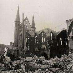 Afbeeldingsresultaat voor Boschjeskerk, Rotterdam Rotterdam, Cathedral, Building, Travel, Viajes, Buildings, Cathedrals, Destinations, Traveling