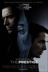 The Prestige / El truco final. DIR. Christopher Nolan. ☆☆☆
