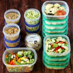 Meal Prep Monday on Instagram