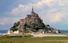 Mt. St. Michel, France