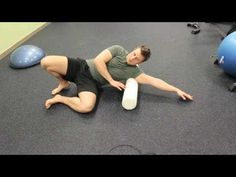 Improving Your Posture (kyphosis, rounded shoulders, forward neck) - Reece Tomlinson - YouTube