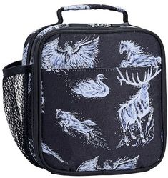 HARRY POTTER™ Gear-Up Patronus Glow-in-the-Dark Classic Recycled Lunch Box